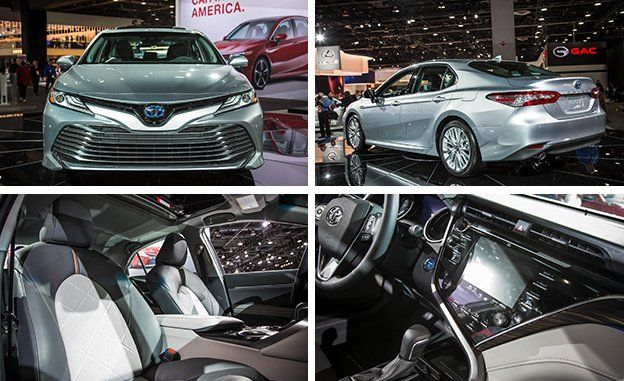 Image result for 2018 toyota camry
