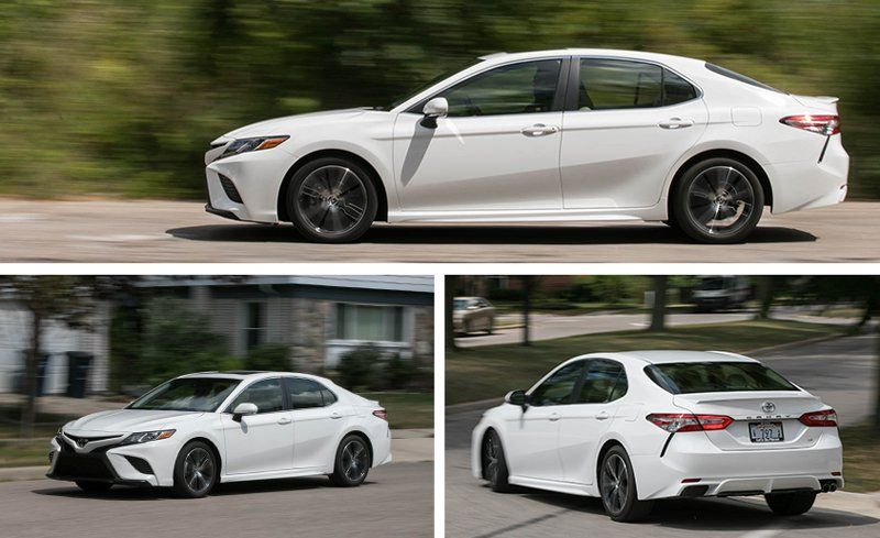 View 103 Photos In Fact This 2018 Camry Se