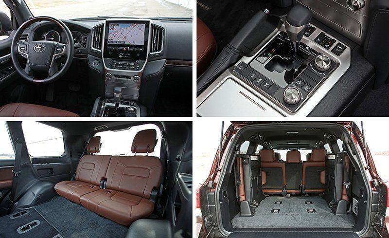 2020 Toyota Land Cruiser Reviews Toyota Land Cruiser Price Photos