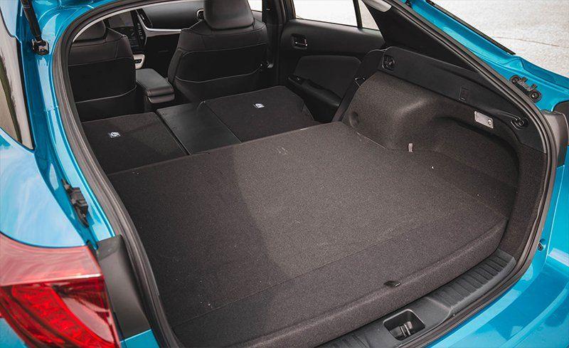 Toyota Prius Cargo Capacity