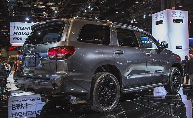 2018 toyota sequoia photos and info news car and driver rh caranddriver com toyota sequoia trd rims toyota sequoia trd sport for sale