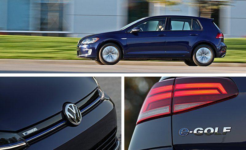 2019 Volkswagen E Golf Reviews Volkswagen E Golf Price Photos