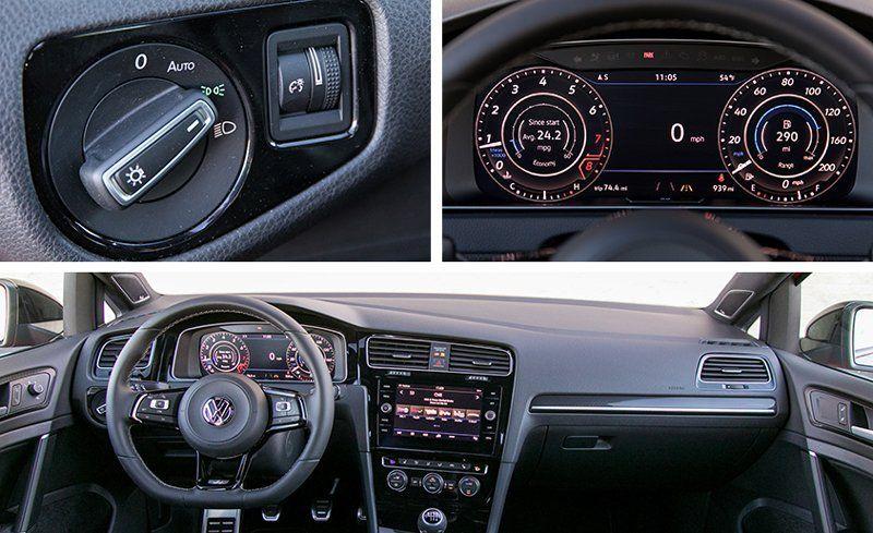 2019 Volkswagen Golf R Reviews Volkswagen Golf R Price Photos