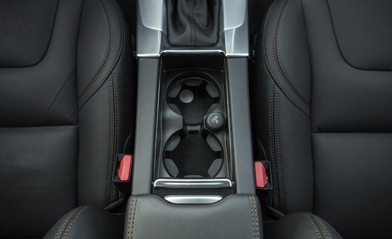 2018 Volvo V60 | Interior Review | Car and Driver
