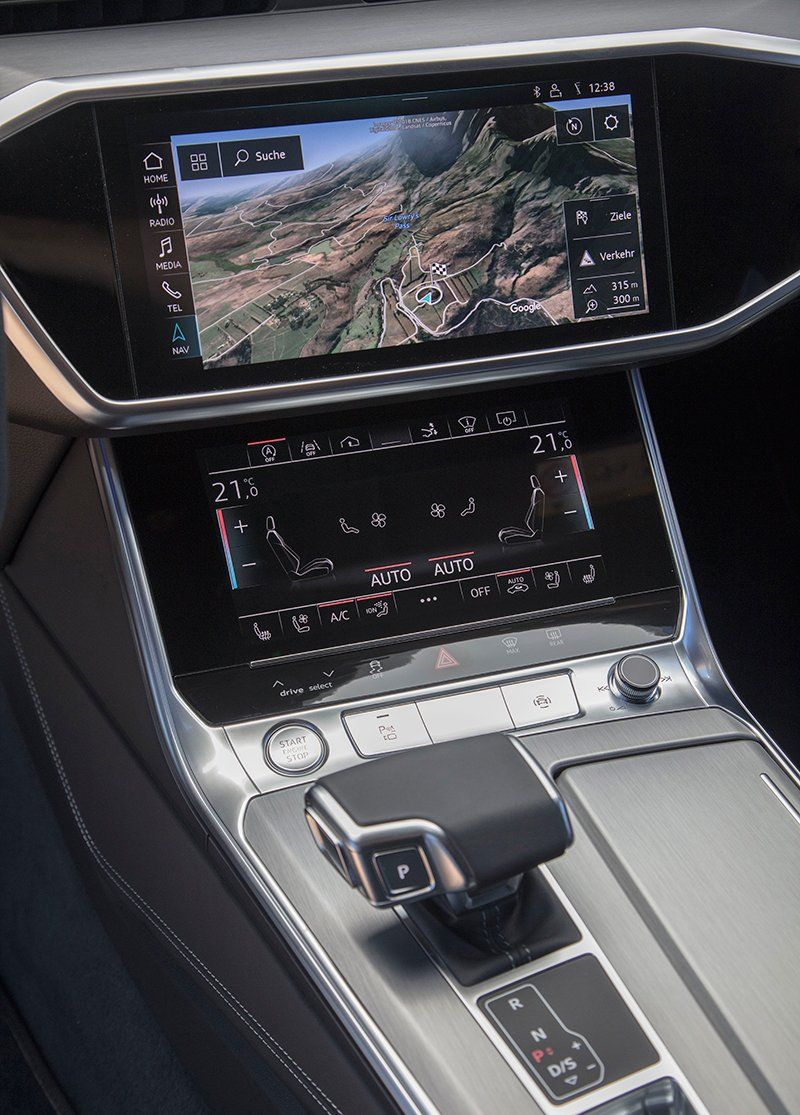 2019 Audi A7 First Drive Review Car And Driver A6 All Lights Meaning