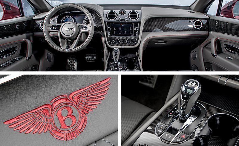2019 Bentley Bentayga Reviews Bentley Bentayga Price Photos And