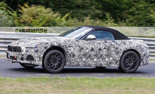 2019 BMW Z5 Roadster