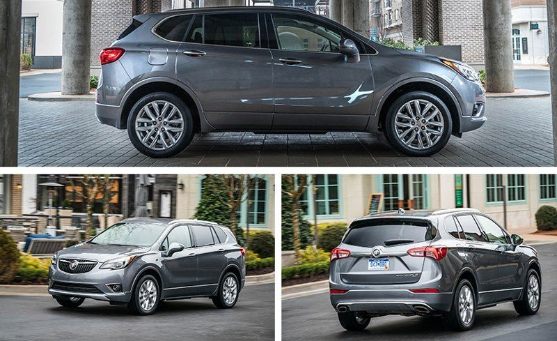 2019 Buick Envision Reviews Buick Envision Price Photos And