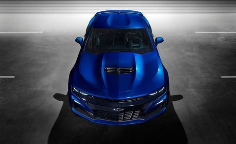 2019 Chevrolet Camaro Lineup Gets An Evolutionary Update News