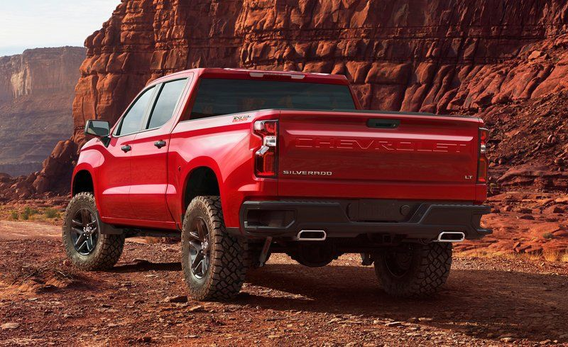 Image result for 2019 CHEVROLET SILVERADO