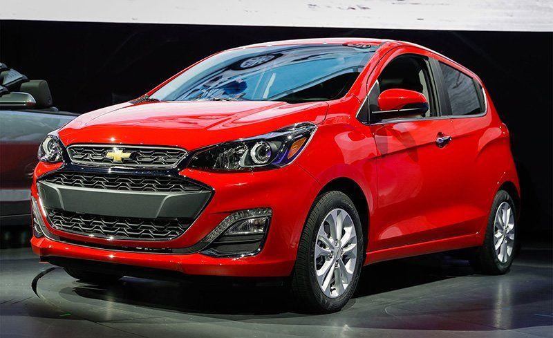 2019 Chevrolet Spark Reviews Price Photos And Specs Car Driver