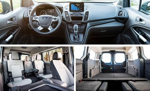 2019 Ford Transit Connect Wagon Adds Diesel Power News