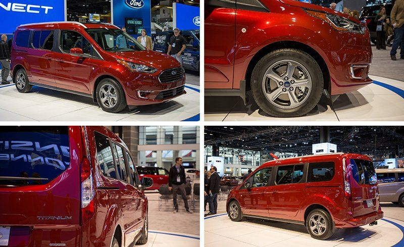 Ford Transit Connect Reviews Ford Transit Connect Price Photos