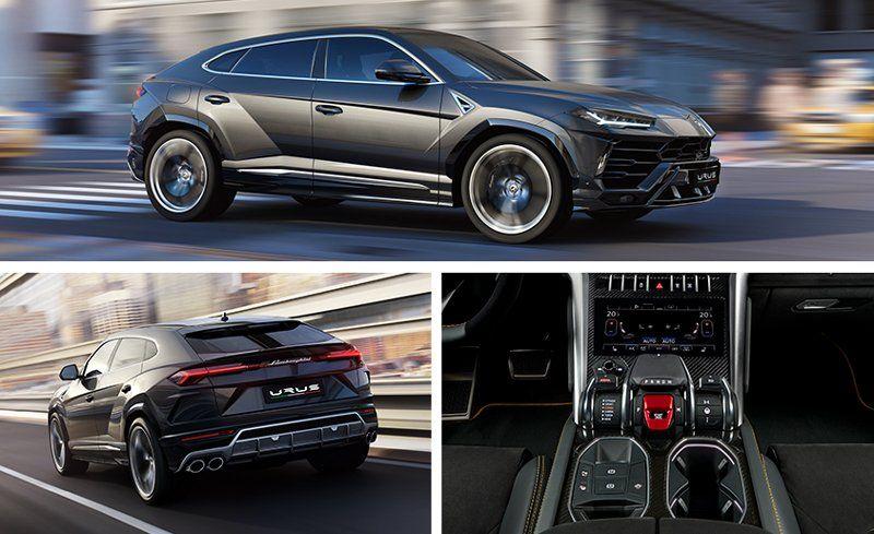 The 2019 Lamborghini Urus The Fat Cat Collective