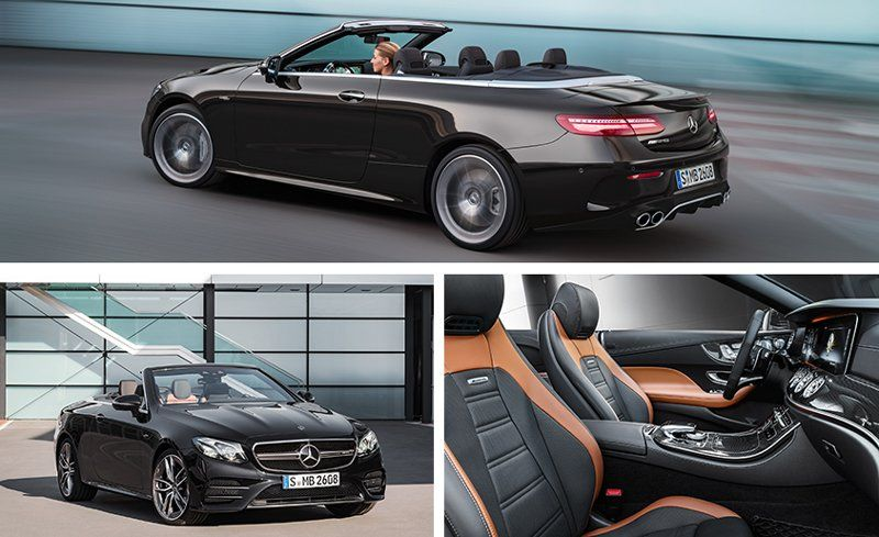 2019 Mercedes-AMG E53 Coupe and Cabriolet | News | Car and Driver