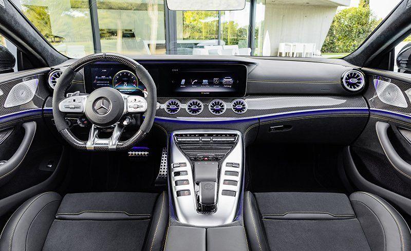 2019 Mercedes Amg Gt63 Gt63 S Reviews Mercedes Amg Gt63 Gt63 S