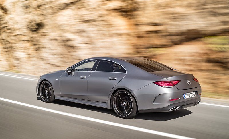 2019 cls550 for sale 2019 Mercedes Benz CLS class: Pretty Again, Plus an Inline Six  2019 cls550 for sale