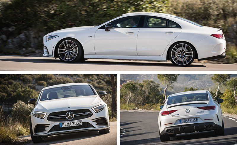 2019 Mercedes-Benz CLS-class First Drive | Review | Car and Driver