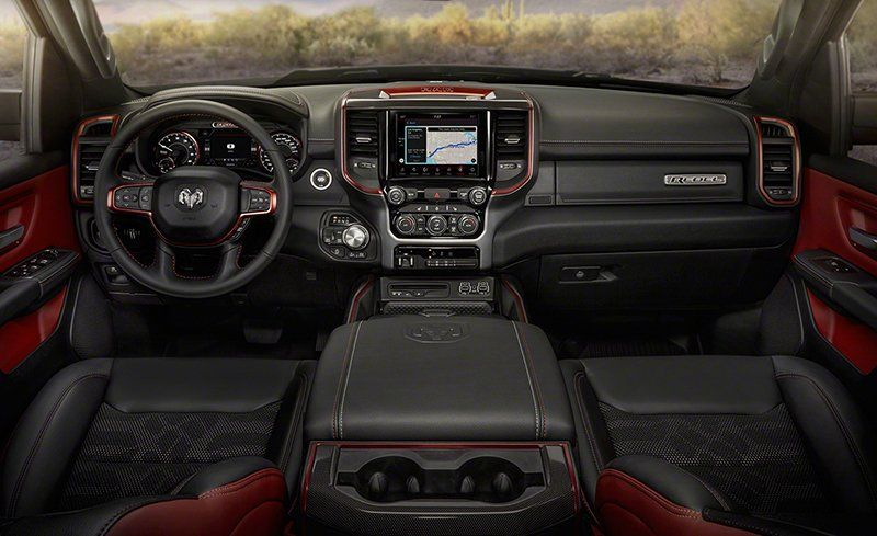 2019 Ram 1500 Rebel First Drive   Review   Car and Driver