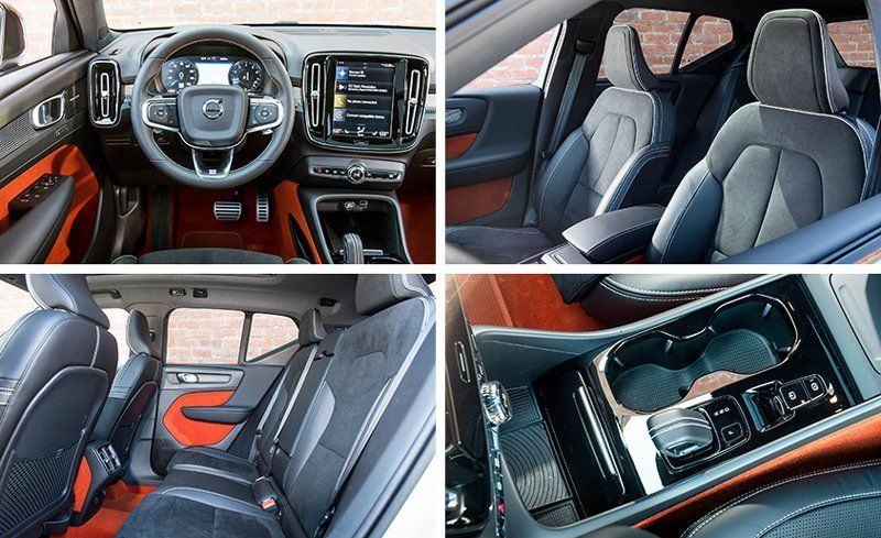 2019 Volvo Xc40 Reviews Volvo Xc40 Price Photos And Specs Car