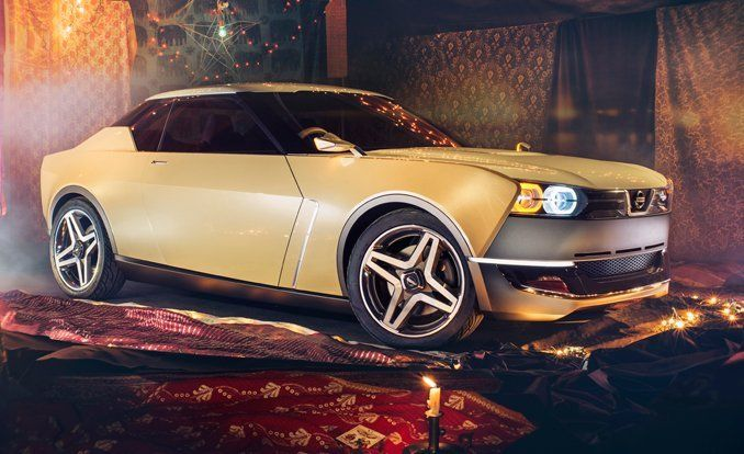 2018 Nissan Idx Feature Car And Driver