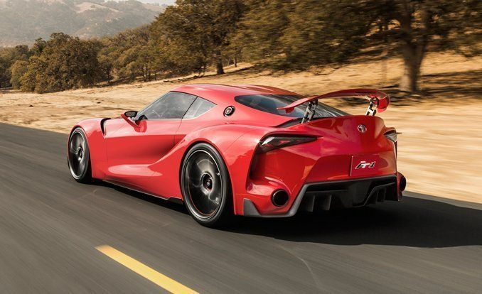 2018 Toyota Supra >> 2018 Toyota Sports Car Feature Car And Driver