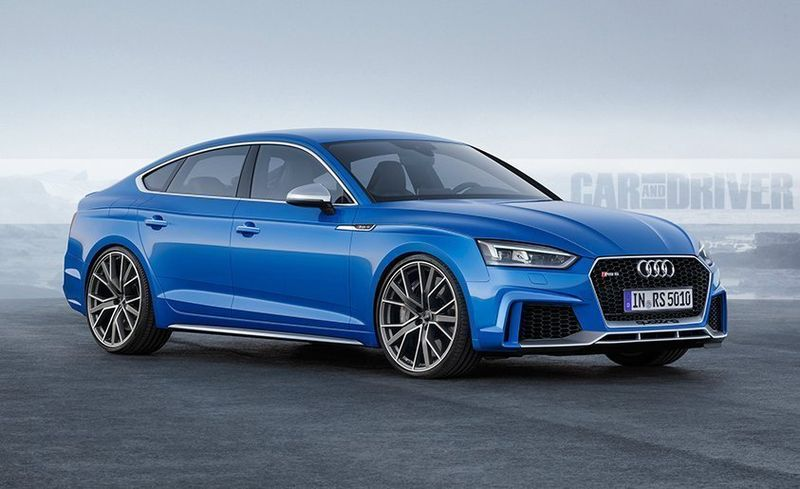 The 2018 Audi RS5 Is a Car Worth Waiting For | Feature | Car and Driver