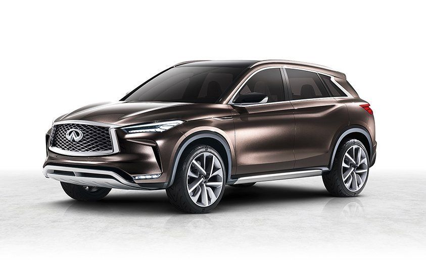 Infiniti qx40 review