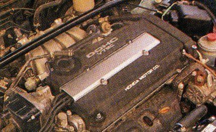 Acura Integra GSR Archived LongTerm Test Review Car And Driver - Acura integra gsr engine