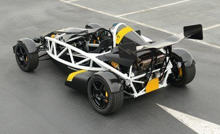 Ariel Atom 3 5r First Drive Review Car And Driver