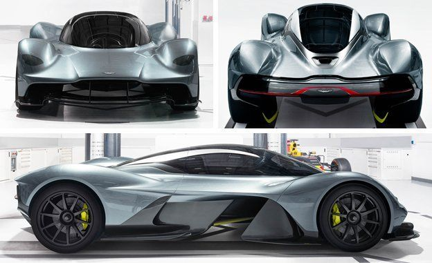Aston Martin Valkyrie Amr Pro Terrifying Speed Carfection Cars