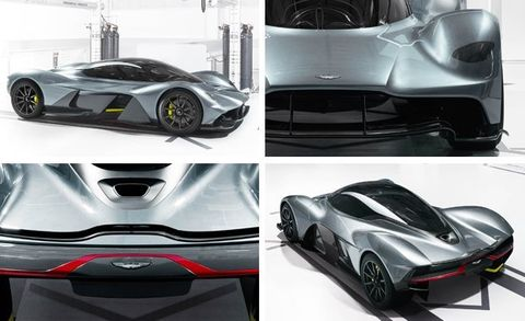 2018 Aston Martin Red Bull Am Rb 001 Revealed 8211 News 8211