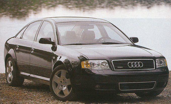 2001 Audi A6 2.7T/A6 4.2