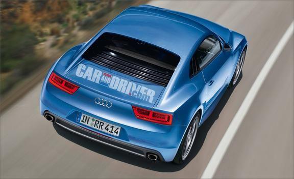Audi R4 News: e-tron–Inspired 2013 Audi R4 Details – Car ...