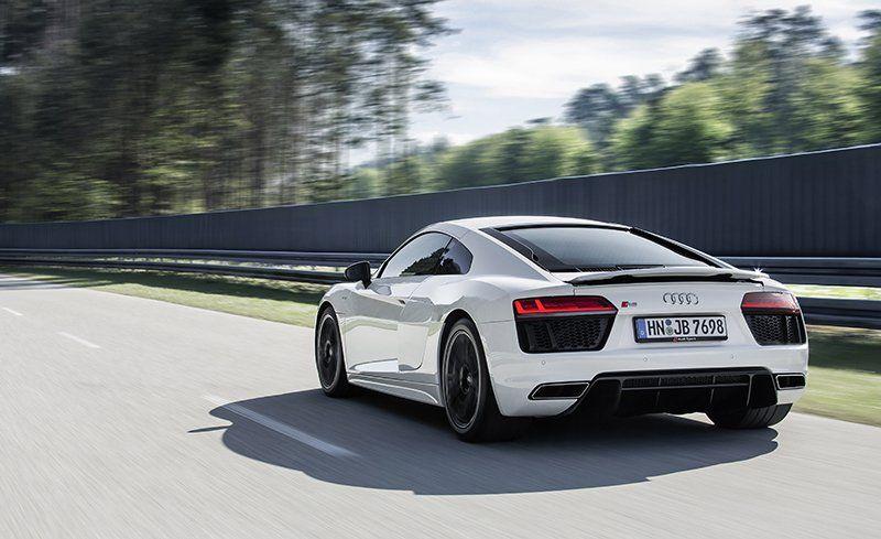 2018 Audi R8 V10 RWS Official Photos and Info | News | Car and Driver