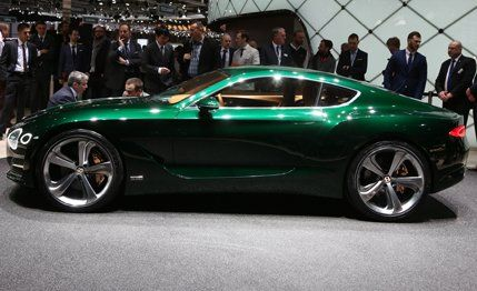 Bentley EXP 10 Speed 6 Concept Photos and Info | News | Car and Driver