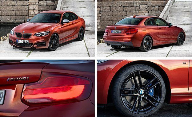 2018 BMW 2 Series Photos And Info