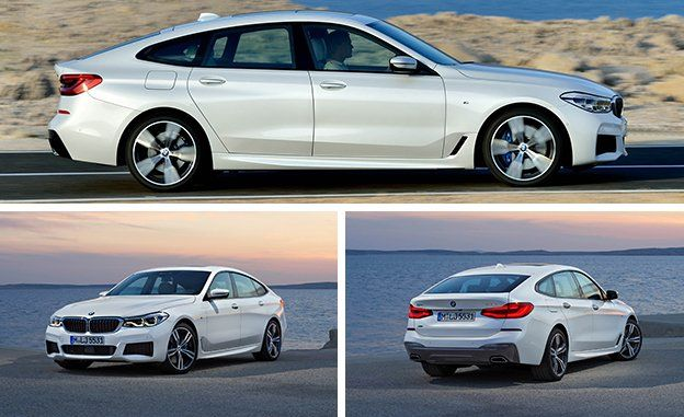 2018 Bmw 6 Series Gran Turismo Photos And Info News Car And Driver