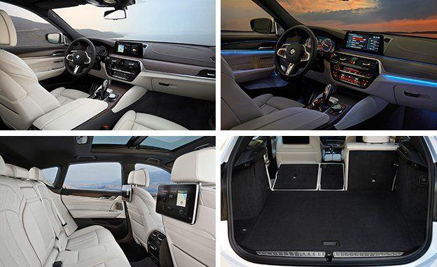 2018 BMW 6 Series Gran Turismo Photos And Info