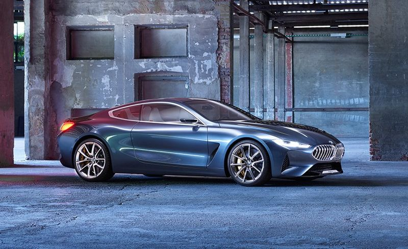 BMW 8-series Concept Dissected | Feature | Car and Driver