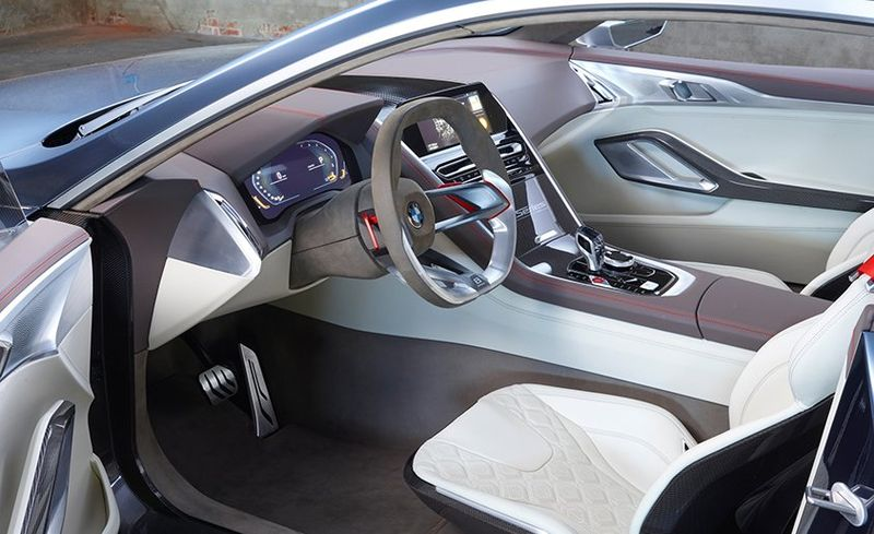 BMW Series Concept Dissected Feature Car And Driver - 8 series bmw