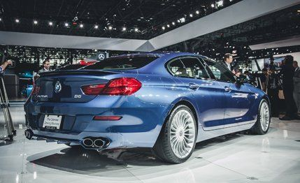 BMW Alpina B XDrive Gran Coupe Photos And Info News Car - Bmw alpina b6 biturbo price