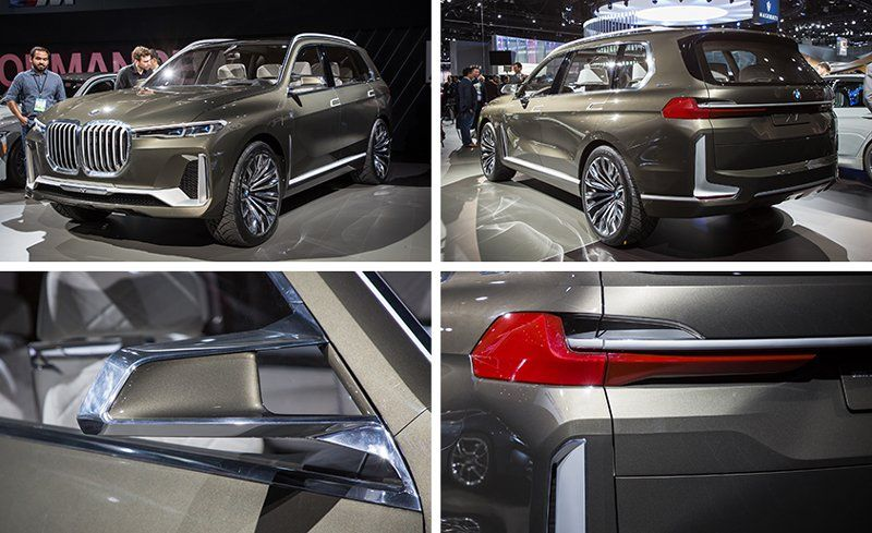 Bmw Concept X7 Iperformance Photos And Info News Car And Driver