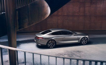 BMW Gran Lusso Coupe Concept Photos And Info News Car Driver