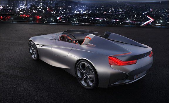 BMW Vision ConnectedDrive Concept Photos and Info  Car and Driver