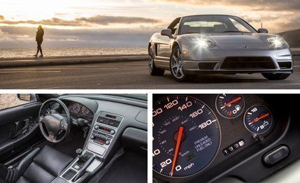 New vs. Old: 2013 Porsche Boxster vs. 2005 Acura NSX-T | Comparison ...