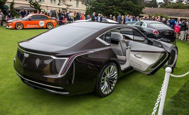 Cadillac Escala Concept Photos And Info News Car And Driver