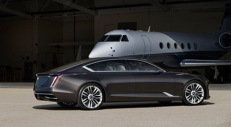 Cadillac Escala Concept Design Dissected Feature Car And Driver