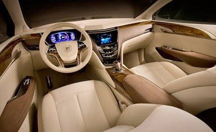 Cadillac Xts Platinum Concept Photos And Info 8211 News 8211