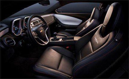 2012 Chevrolet Camaro 45th Anniversary Special Edition | News | Car ...